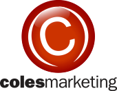 Mobile Logo for Coles Marketing
